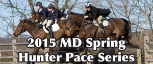 MD Spring Hunter Pace Series