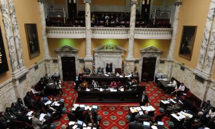 Maryland Legislative March Madness!