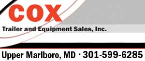 Cox Trailer and Equipment Sales, Inc