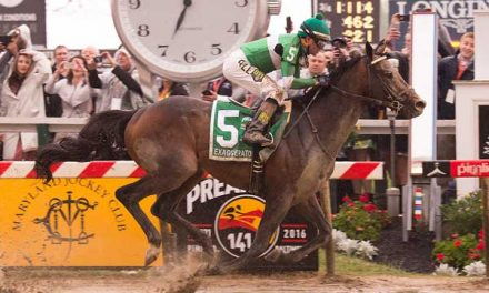 Preakness Win with Maryland Roots