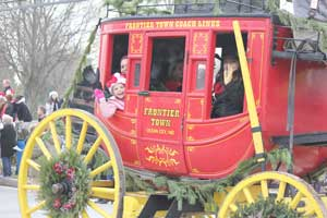 Stagecoach at Frontier Town