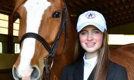 Katie McCoy Named WIHS 2016 Youth Ambassador