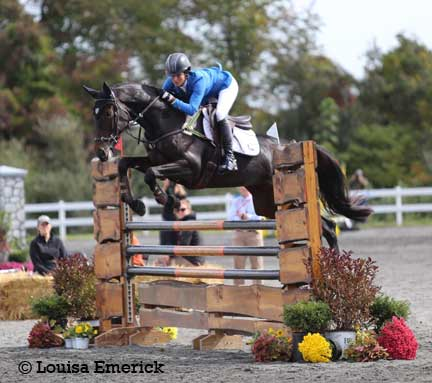 Jennie Brannagan & Stella Artois won the CCI2*