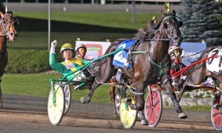 Inaugural $100,000 Potomac Pace Set at Rosecroft for November 22
