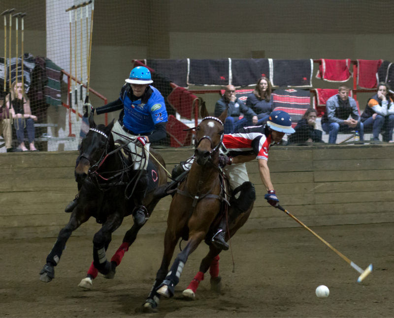 Maryland: 2017 Open National Interscholastic Polo Champions
