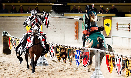 Medieval Times in Maryland
