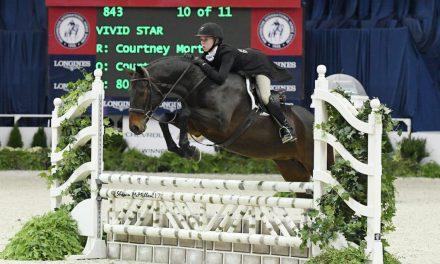 WIHS Wraps Up With Maryland Wins