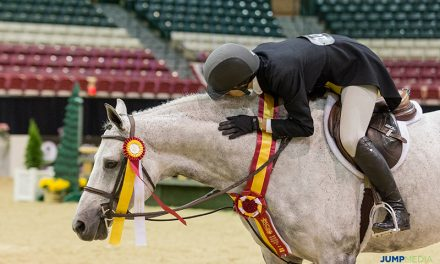 Celtic Fire WCHR Developing Pro Reserve Champ at Capital Challenge