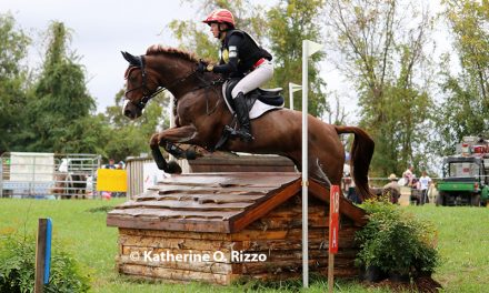 Marylanders Move Up at Fair Hill International!