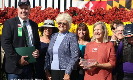 Mary Shunk Wins Joe Kelly Award + Bonus Points Wins Maryland Million Classic