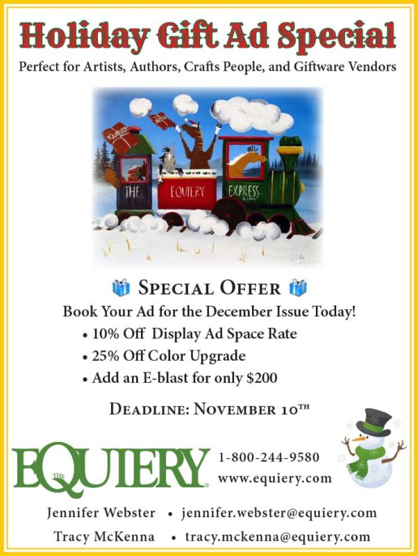 Holiday Ad Special