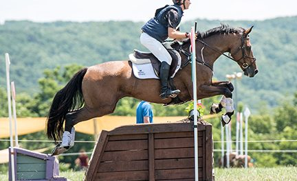 Bowersox and Keefe Named to — USEF Eventing 18 Lists