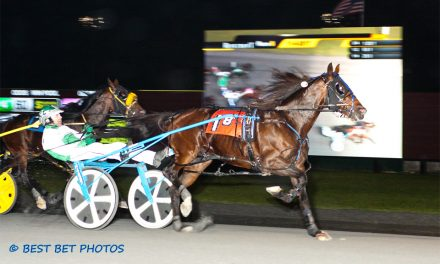 Keystone Velocity Wins Potomac Pace in Record Time