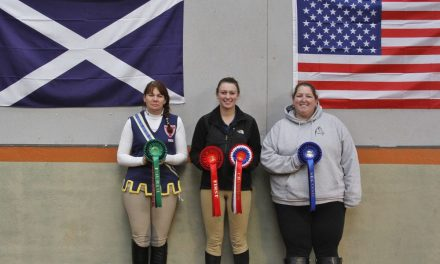 Maryland Jousters Take On Tilting in Scotland