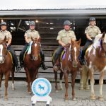 HoCo Volunteer Mounted Patrol at N.American Police Equestrian Council Champs