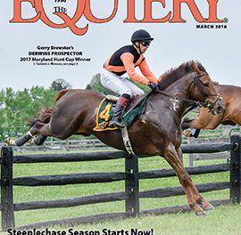 About the Cover: A Brewster Family Hunt Cup History
