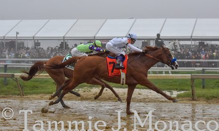 Two Down, One to Go for Justify