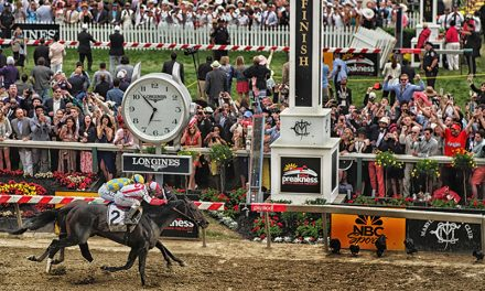 "Preakness Stakes: ""Win and You're In"" for Breeders' Cup Classic"