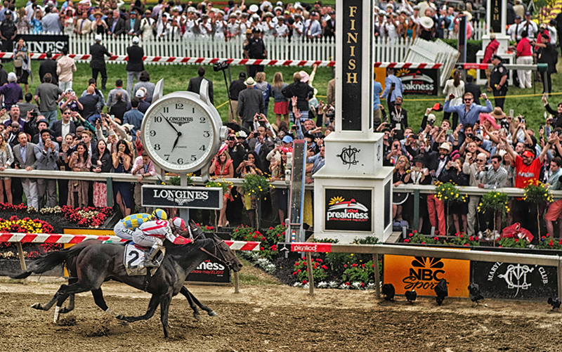 Live Racing at Pimlico Starts Today!