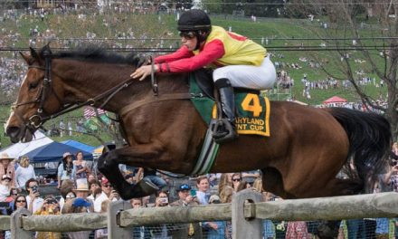 2018 Governor's Cup Steeplechase Winners