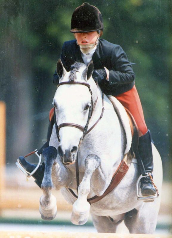 IC Blue Shadow, AHSA Small Pony Hunter Horse of the Year