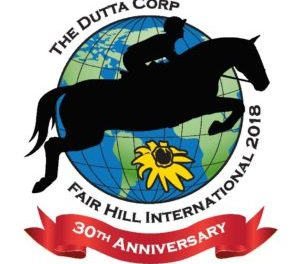 Fair Hill International – Just one week away!