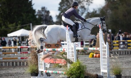 Olney Uncle Sam Finished Second at FHI