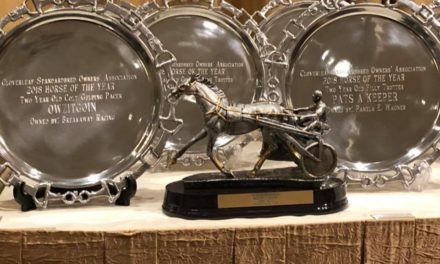 Top Standardbreds Honored