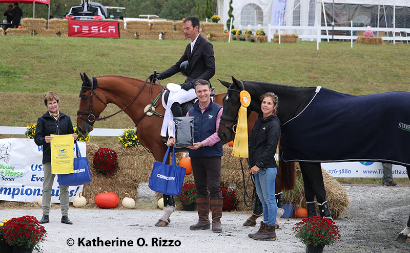 Young Event Horse Champs Changes