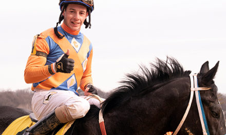 Laurel-based Jockey Wins Eclipse Award