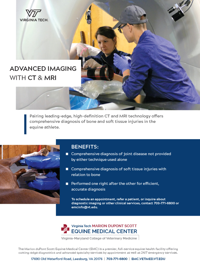 EMC Advanced Imaging with CT & MRI