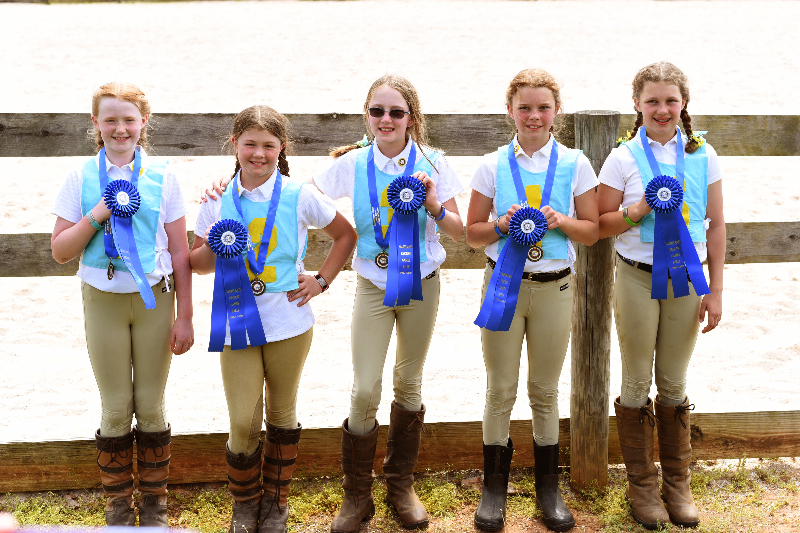 Local Pony Club Kids Get Ready for KY