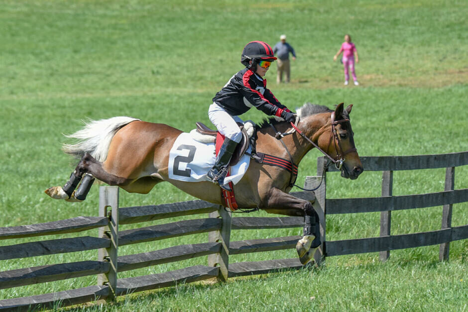 Results from a Weekend Full of Steeplechasing!