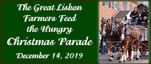 The Great Farmers Feed the Hungry Christmas Parade