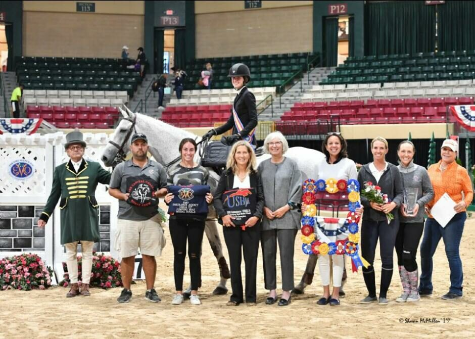 Germantown Rider Wins at Cap Challenge