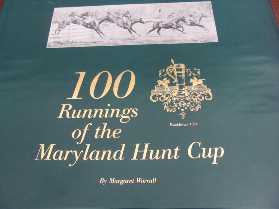 100 Runnings of the Maryland Hunt Cup