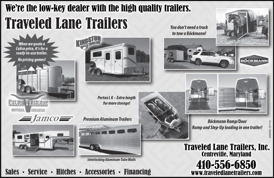 Traveled Lane Trailers
