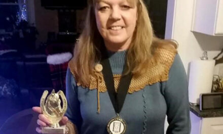 MD Author Wins National Award