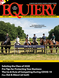 July 2020 Equiery Cover