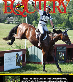 About the Cover: Maryland Horse Trials