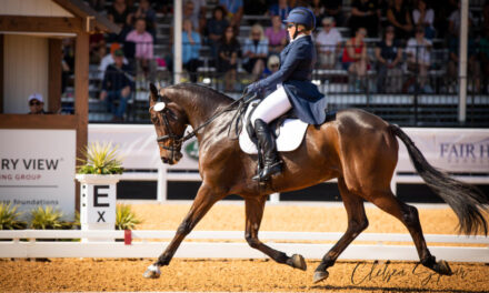 Dressage Concludes at the Inaugural Maryland 5 Star